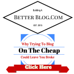 Why trying to Blog on the cheap could leave you broke ( The three types of blogger)