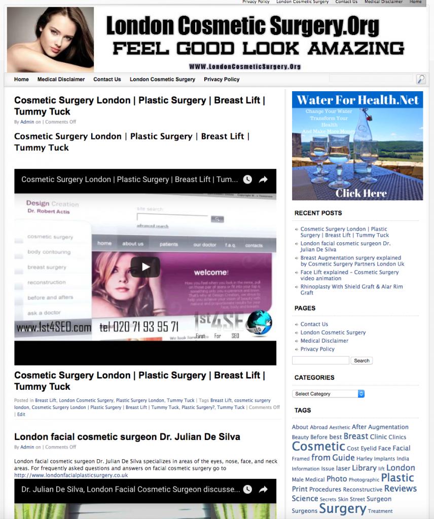 London Cosmetic Surgery