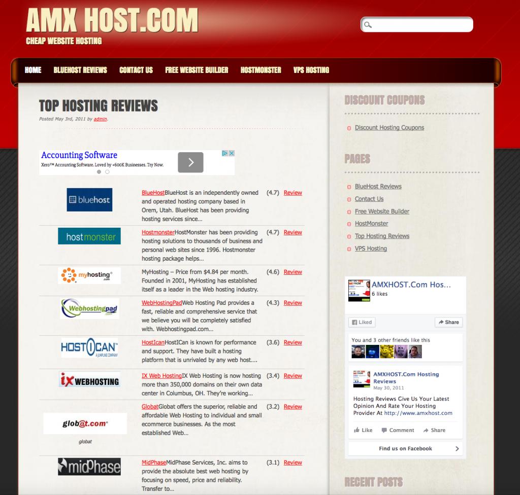 AMX Host