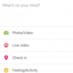 How To Add Facebook Live To Your iPhone