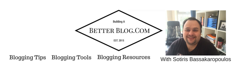 Building A Better Blog.Com