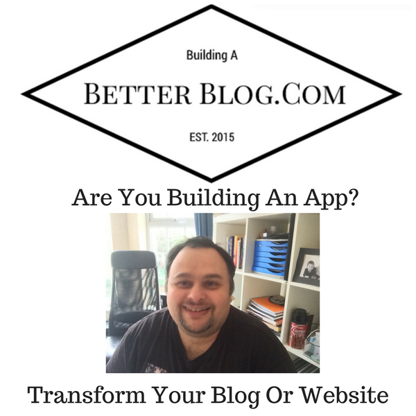 Are You Building An App? What Is The Purpose?