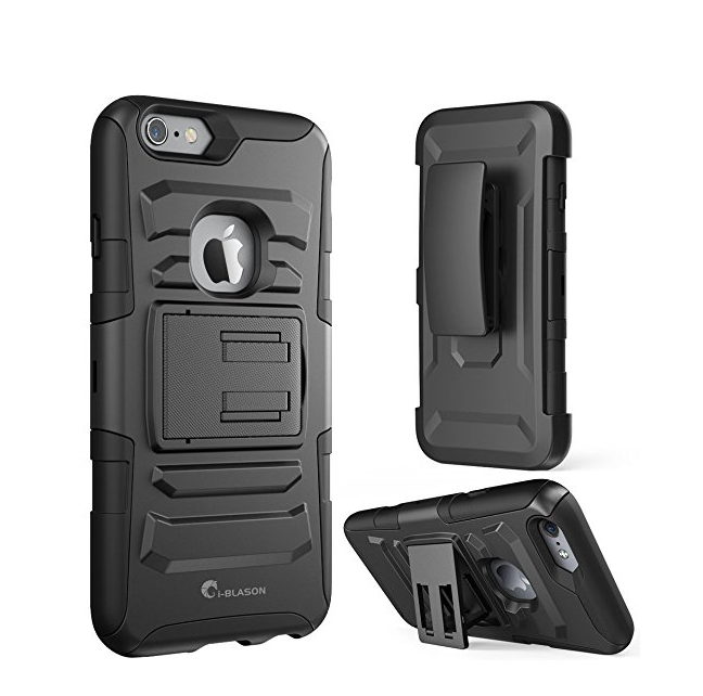 iPhone 6 In Protective Cover